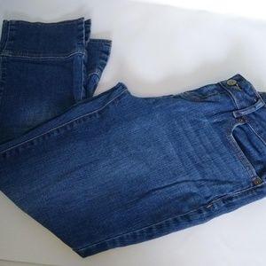 Simply Vera Vera Wang Straight Leg Capri Jeans 4